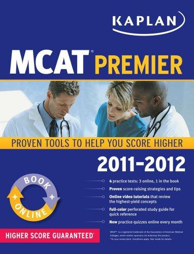 Kaplan MCAT Premier Program [With Access Code] 9781607148555
