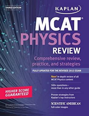 Kaplan MCAT Physics Review Notes 9781609786267