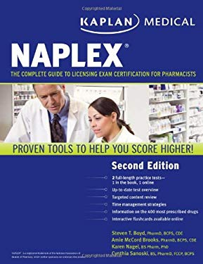 Kaplan Medical Naplex: The Complete Guide to Licensing Exam Certification for Pharmacists 9781607146193