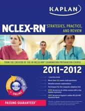 Kaplan NCLEX RN: Strategies, Practice, and Review [With CDROM]