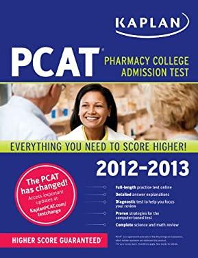 Kaplan PCAT 9781609781101