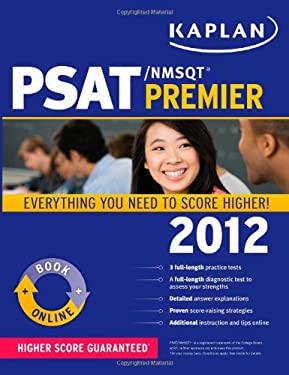 PSAT/NMSQT Premier [With Access Code] 9781609781118