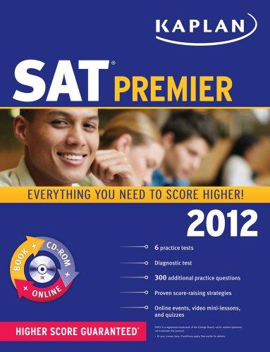 Kaplan SAT Premier [With CDROM] 9781607148401