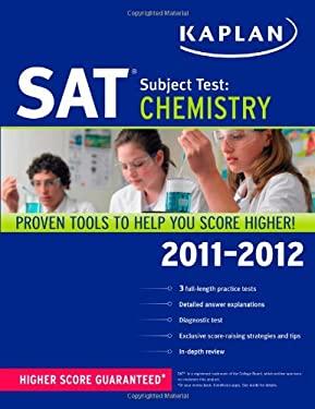 Kaplan SAT Subject Test: Chemistry 9781607148692