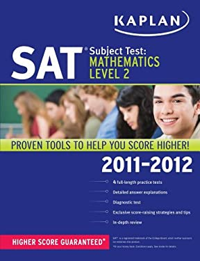 Kaplan SAT Subject Test: Mathematics, Level 2 9781607148722