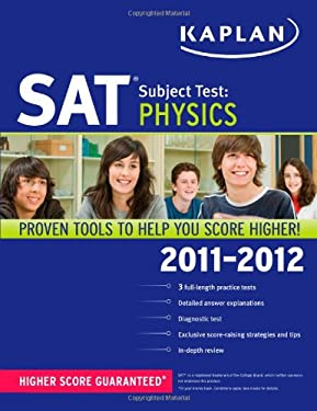 Kaplan SAT Subject Test: Physics 9781607148739