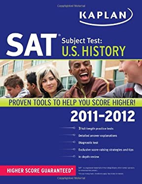 Kaplan SAT Subject Test: U.S. History 9781607148753