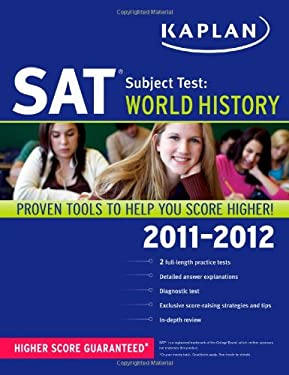 Kaplan SAT Subject Test: World History 9781607148760