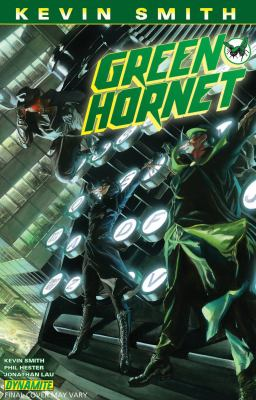 Kevin Smith's Green Hornet Volume 2 Hc 9781606901922