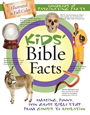 Kids' Bible Facts 9781602604766