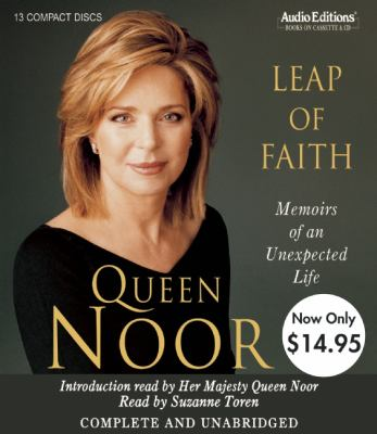 Leap of Faith: Memoirs of an Unexpected Life 9781609980030