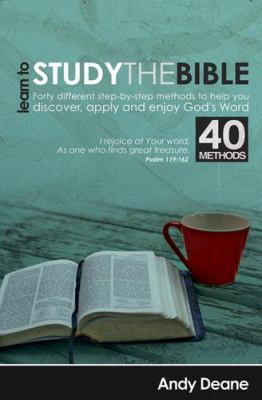 Learn to Study the Bible 9781607915768