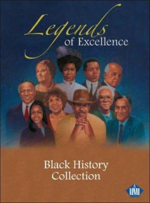 Legends of Excellence Black History Collection