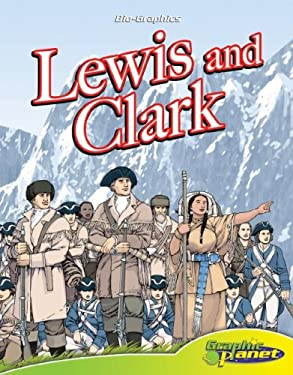 Lewis and Clark [With Hardcover Book] 9781602700697
