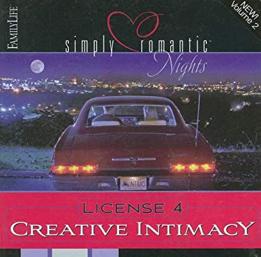 License 4 Creative Intimacy [With Date CardsWith 2 Key TagsWith Paperback Book] 9781602000964