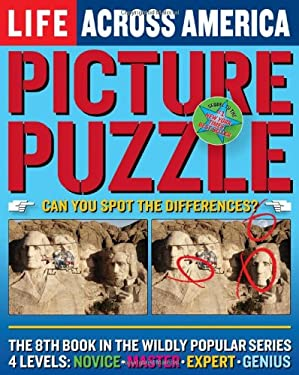 Life Across American Picture Puzzle 9781603208178