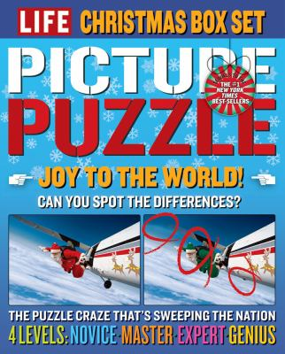 Life Picture Puzzle Christmas Box Set 9781603203463