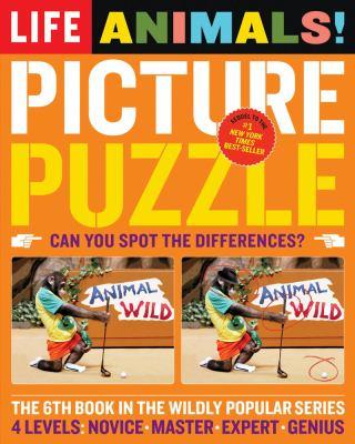 Life Picture Puzzle Animals 9781603207683
