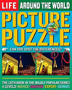 Picture Puzzle Around the World 9781603208437