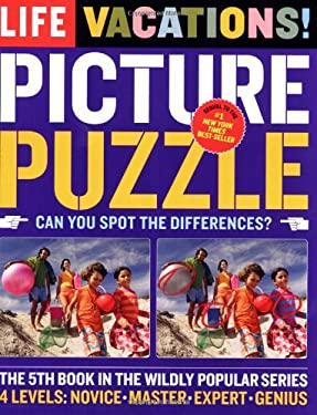 Life Picture Puzzle Vacations! 9781603207690