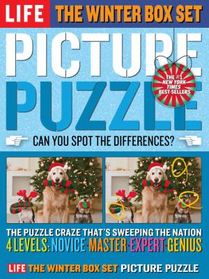 Life Picture Puzzle the Winter Box Set 9781603203890