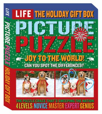 Life Picture Puzzle: The Holiday Gift Box 9781603203081