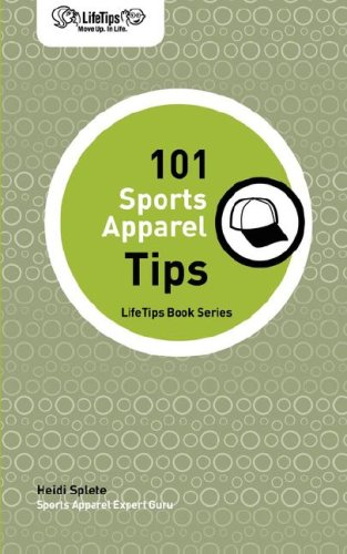 Lifetips 101 Sports Apparel Tips 9781602750050