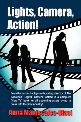 Lights, Camera, Action! Former Casting Director for