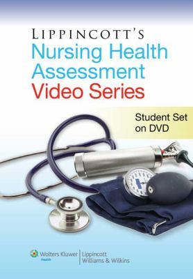 Lippincott's Nursing Health Assessment Video Series, Student Set 9781608310944