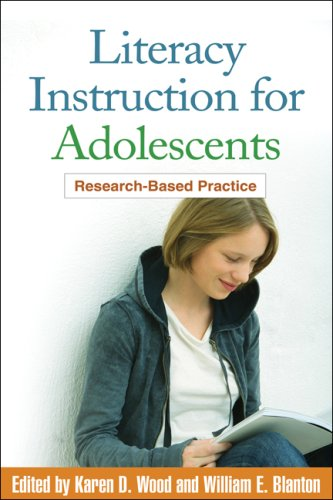 Literacy Instruction for Adolescents: Research-Based Practice 9781606231180