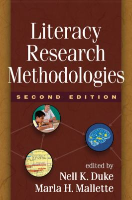 Literacy Research Methodologies 9781609181628