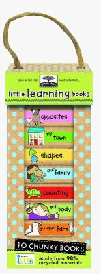 Little Learning Books: 10 Chunky Books 9781601690050