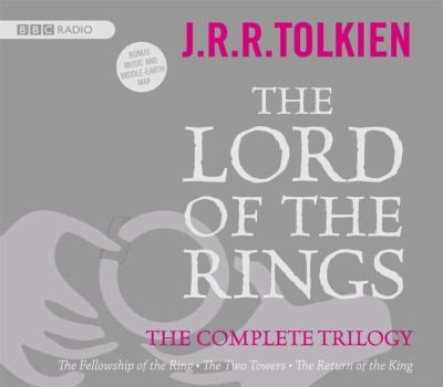 Lord of the Rings: The Complete Trilogy [With Middle Earth Map and CD] 9781602834927