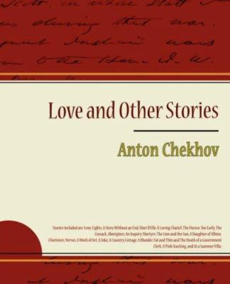 a comparison of the love stories of checkhov and oates With comparison passages taken from various translations and short biographies of the translators  anton chekhov's selected stories:.