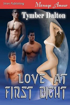 Love at First Bight [Deep Space Mission Corps 1] (Siren Menage Amour #34) 9781606013434