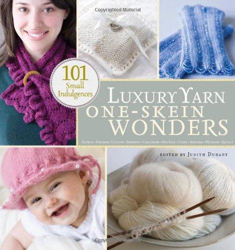 Luxury Yarn One-Skein Wonders 9781603420792