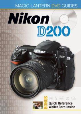 Nikon D200 9781600590801