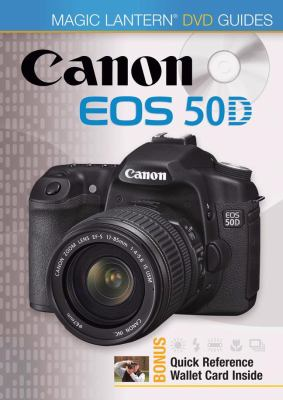 Magic Lantern DVD Guides: Canon EOS 50d 9781600595271