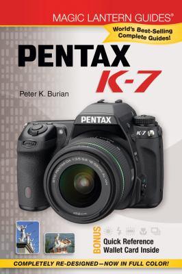 Pentax K-7 9781600596223
