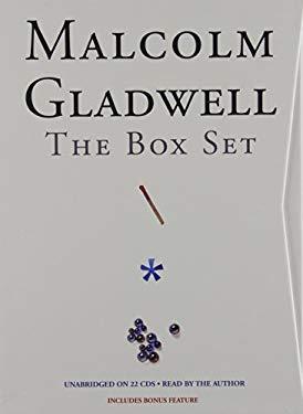 Malcolm Gladwell: The Box Set 9781607882077
