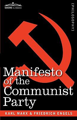 Manifesto of the Communist Party 9781605207995