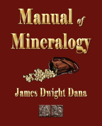 Manual of Mineralogy 9781603861021