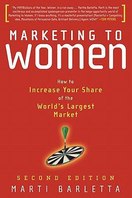Marketing to Women: How to Increase Your Share of the World's Largest Market 9781609786618