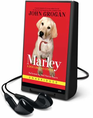 Marley: A Dog Like No Other [With Headphones] 9781606406175