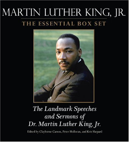 Martin Luther King, JR. The Essential Box Set: The Landmark Speeches and Sermons of Martin Luther King, JR. 9781600248504