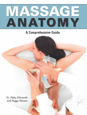 Massage Anatomy [With Poster] 9781607100140