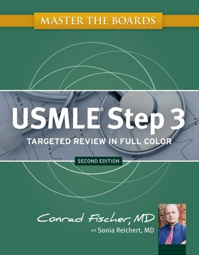 Master the Boards USMLE Step 3 9781607148432