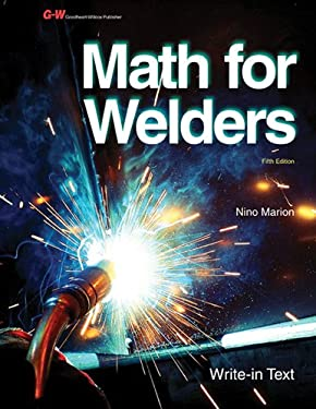 Math for Welders 9781605259000