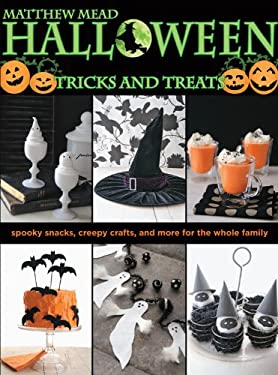 Matthew Mead Halloween: Tricks and Treats 9781603200523