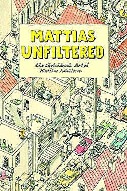 Mattias Adolfsson Sketchbook 9781608862771